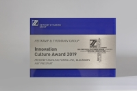 Heitkamp & Thumann Group - Innovation Culture Award 2019