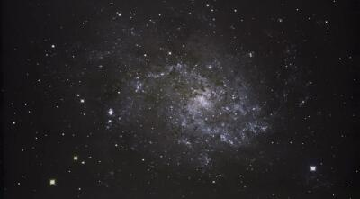 M33, die Triangulum Galaxie