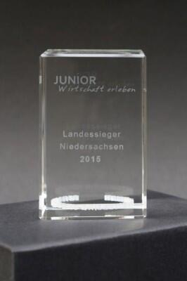 Junior Award  - Landessieger 2015
