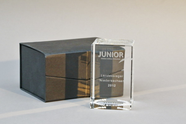 Junior Award 2012